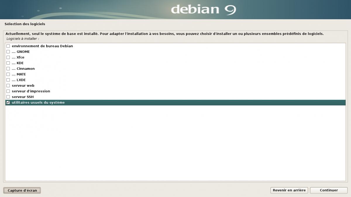 Debian Cinnamon