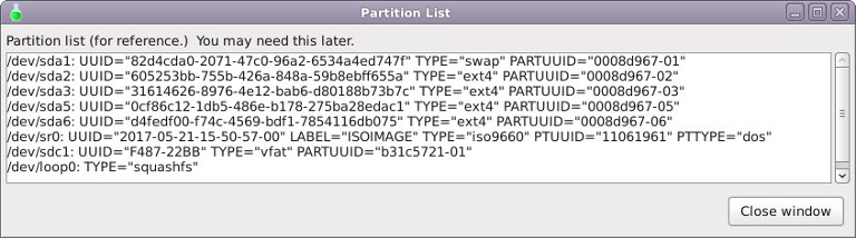 Devuan install 56 partitions list s.png